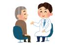 内科外来の診察